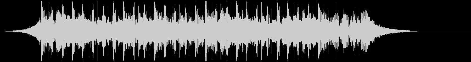 インテリジェント(ショート2)の未再生の波形