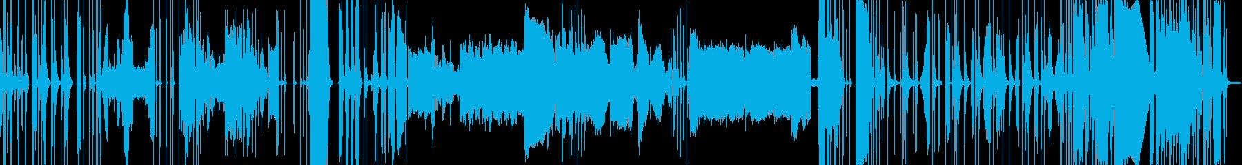 電子-アンビエント-チルアウト。オ...の再生済みの波形