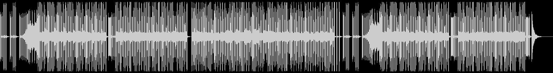 3分クッキングっぽい曲_ショートverの未再生の波形