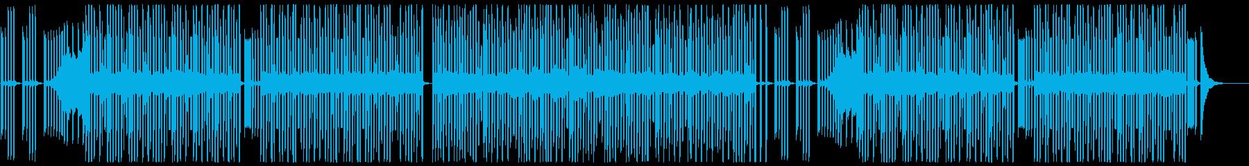 3分クッキングっぽい曲_ショートverの再生済みの波形