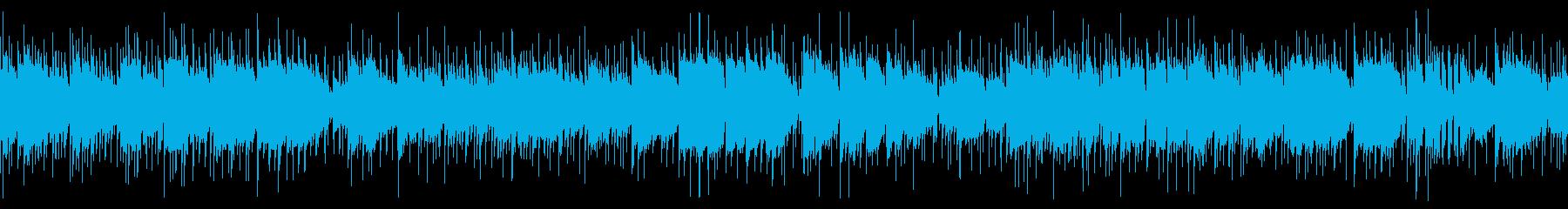 ショパン「別れの曲」 ギターver.の再生済みの波形