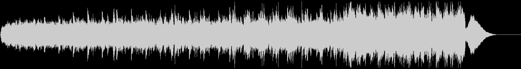背景音 サスペンス 5 の未再生の波形