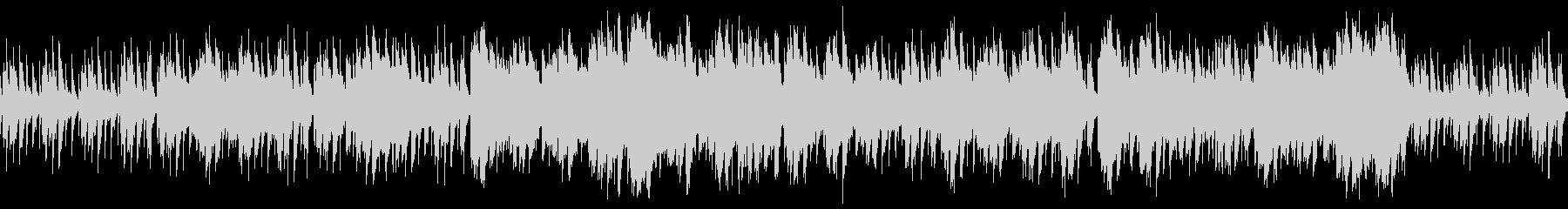 ファンタジー系の民族音楽(ループ可)の未再生の波形
