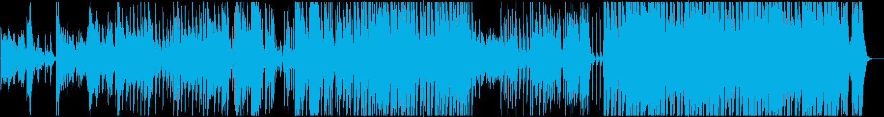 オーケストラ漫画研究所気まぐれなか...の再生済みの波形