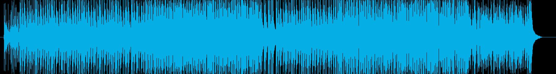 ど真ん中!太鼓と三味線が熱い曲(声なし)の再生済みの波形