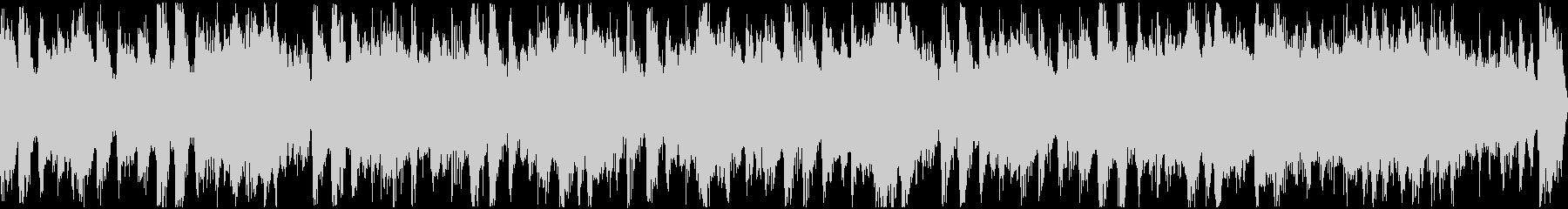 サックスとグルーヴィなバンドサウンドの未再生の波形