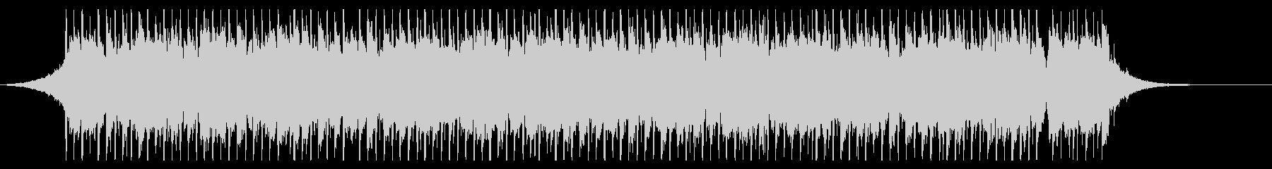 建物(40秒)の未再生の波形