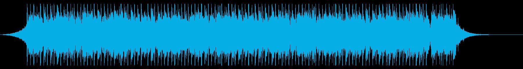 建物(40秒)の再生済みの波形