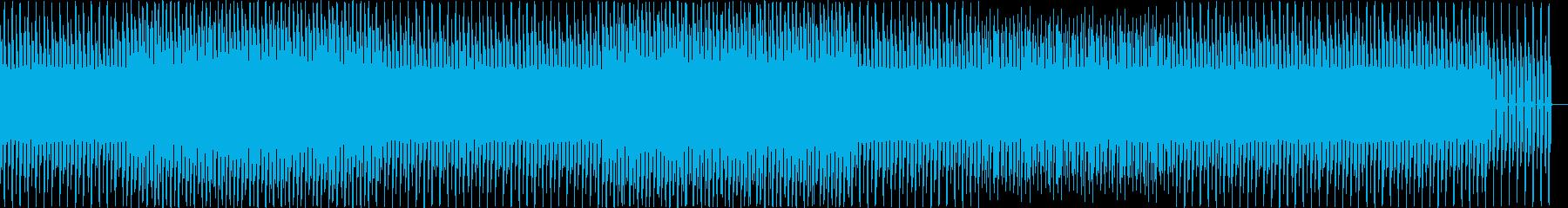 自分の中のQ&Aに問いかける曲ですの再生済みの波形