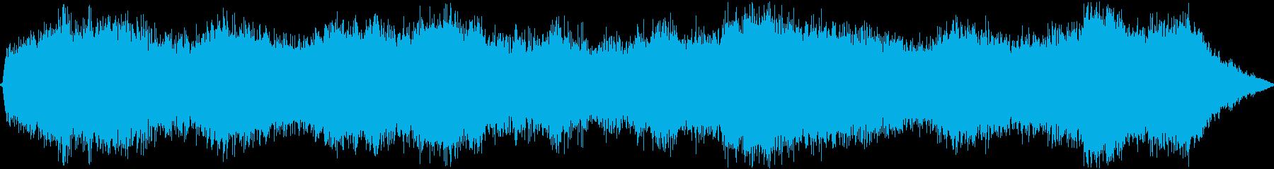 ダークアンビエント_05 リンリンの再生済みの波形