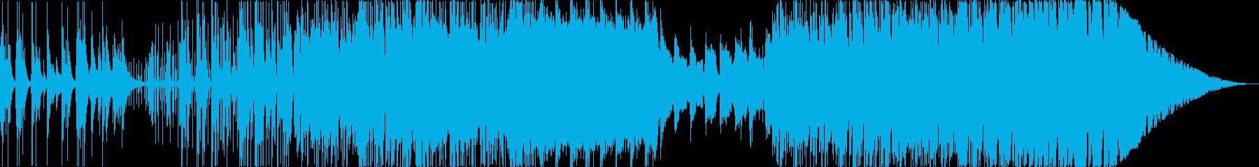三味線メインの和風インスト曲ですの再生済みの波形