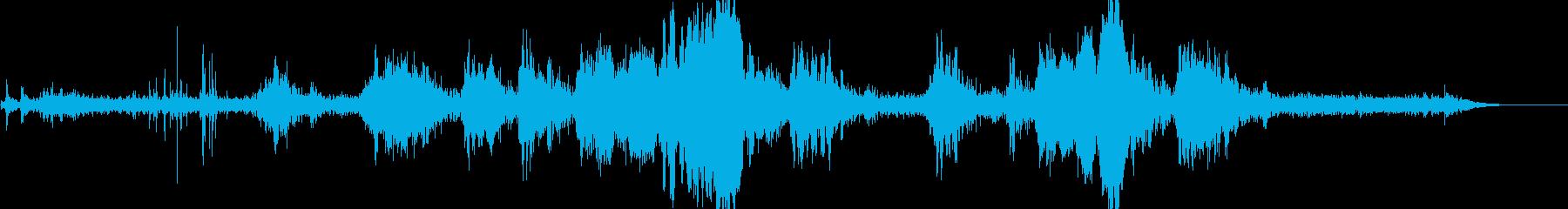 スカウトトラック:インテリアスター...の再生済みの波形
