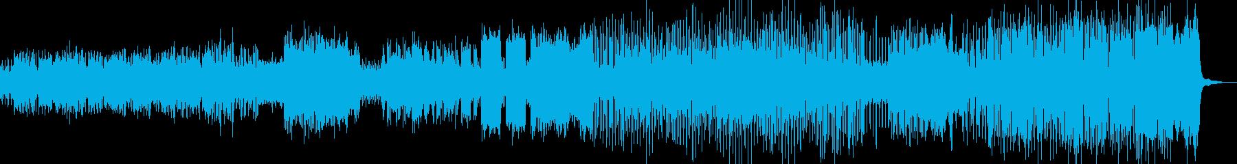 不気味可愛いハロウィン調 ドラム無 Bの再生済みの波形