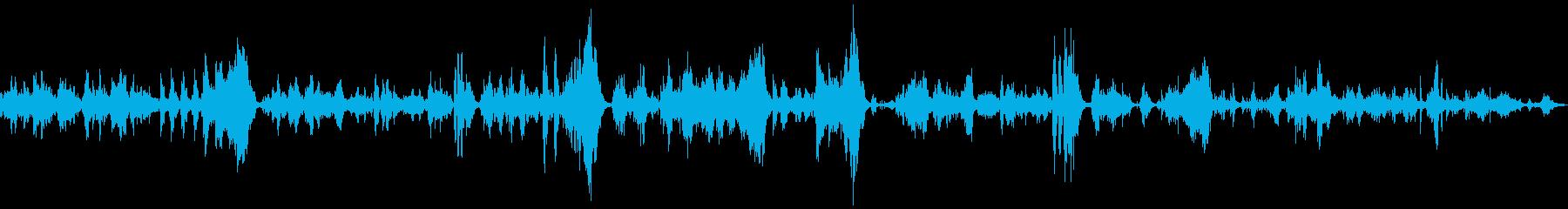 アントニオ・サリエリ。ワルツテンポ...の再生済みの波形