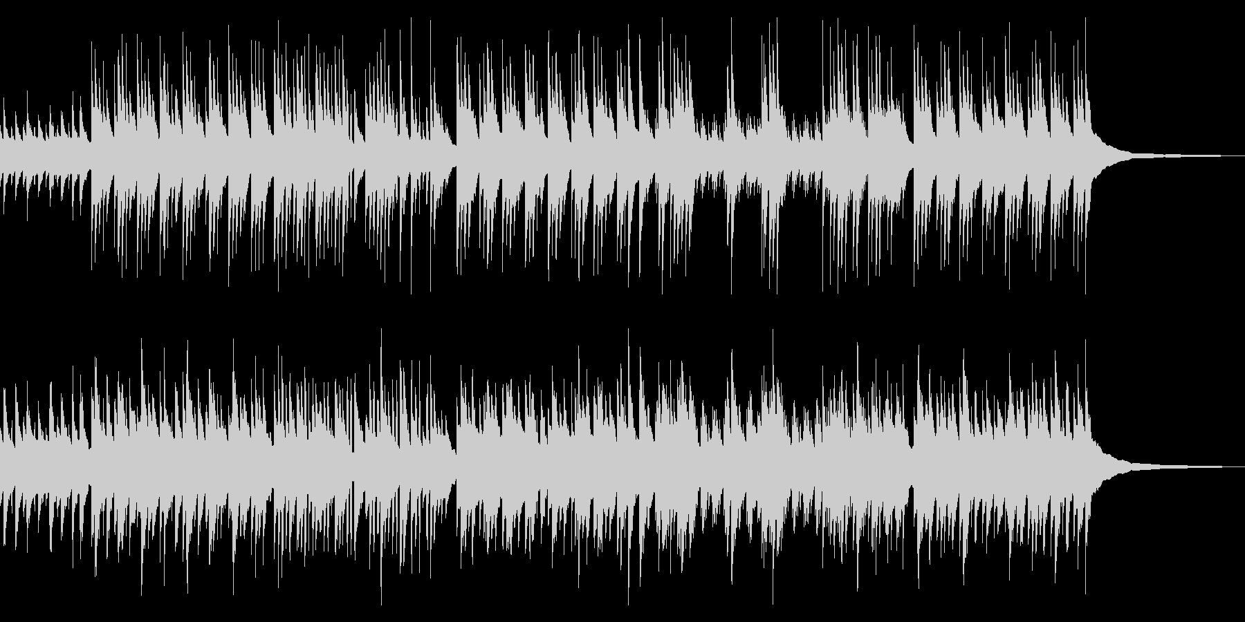 ギターデュオ/帰り道・ほのぼの・軽快の未再生の波形