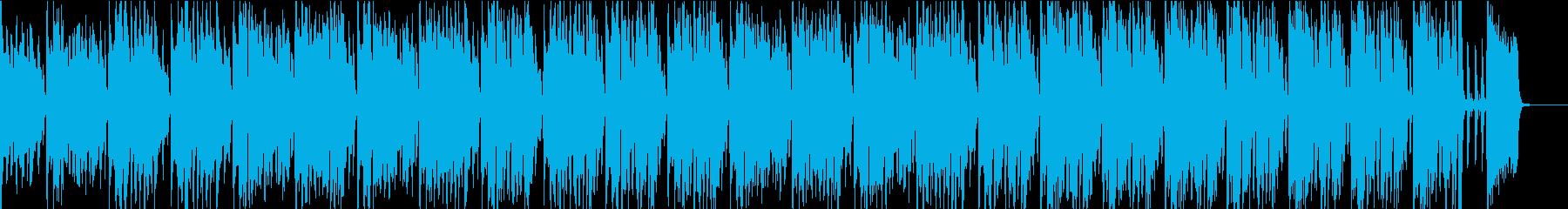 肩の力が抜ける軽快ビッグバンドの再生済みの波形