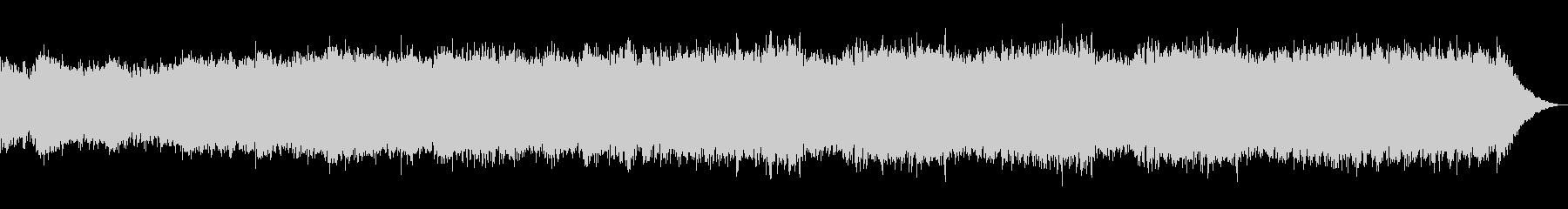 【サスペンス】緊迫感のあるピアノBGMの未再生の波形