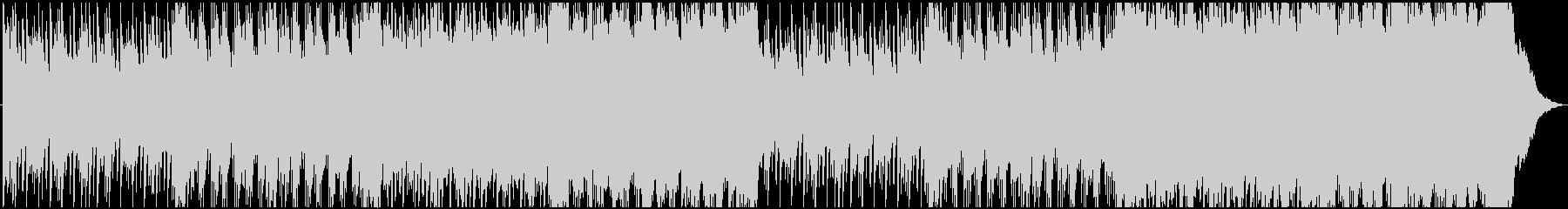 感動ピアノとストリングスのバラードワルツの未再生の波形