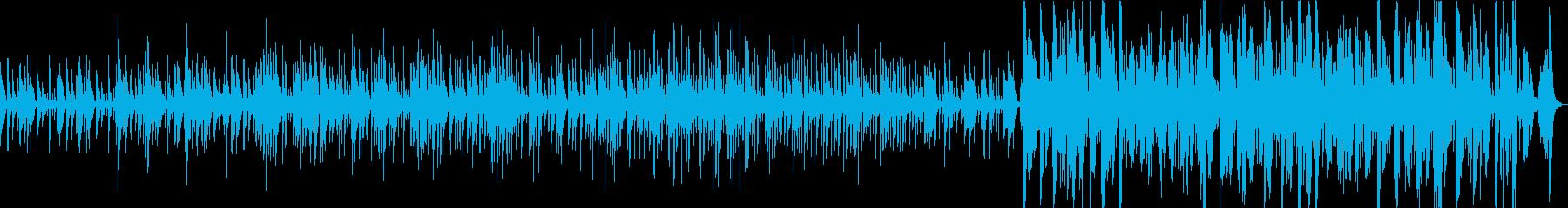 KANTエスニックリズム200603の再生済みの波形