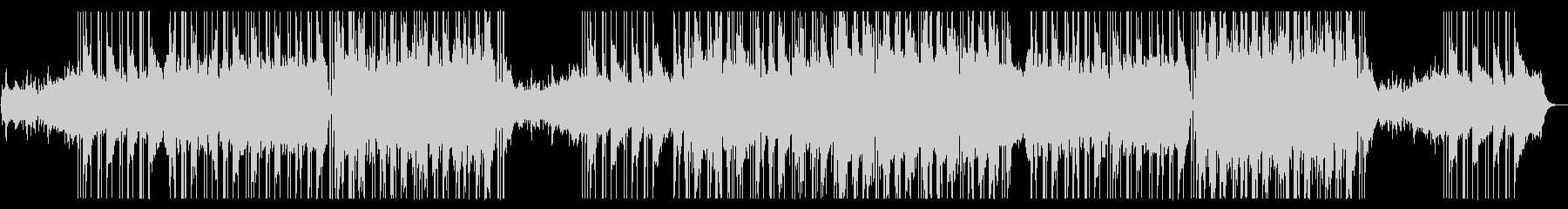 セクシーなR&Bラブバラードの未再生の波形