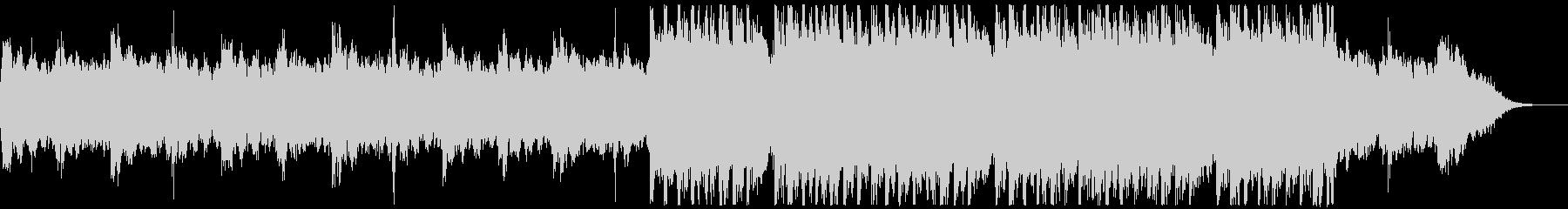背景音 サスペンス 4の未再生の波形
