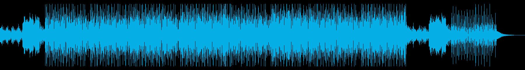 NightFlyの再生済みの波形