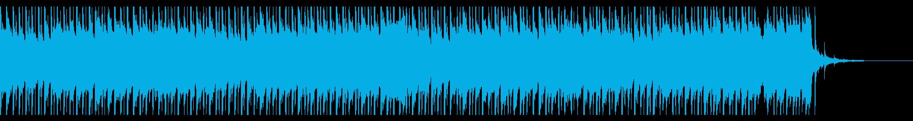建物の成功(40秒)の再生済みの波形