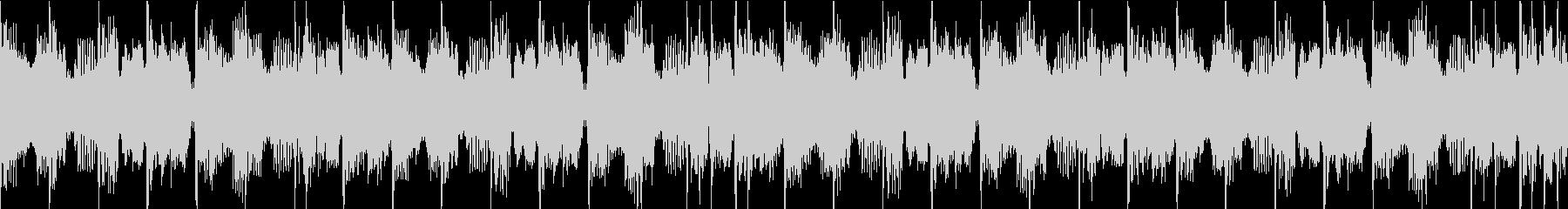 モダンなインディーロックサウンドと...の未再生の波形