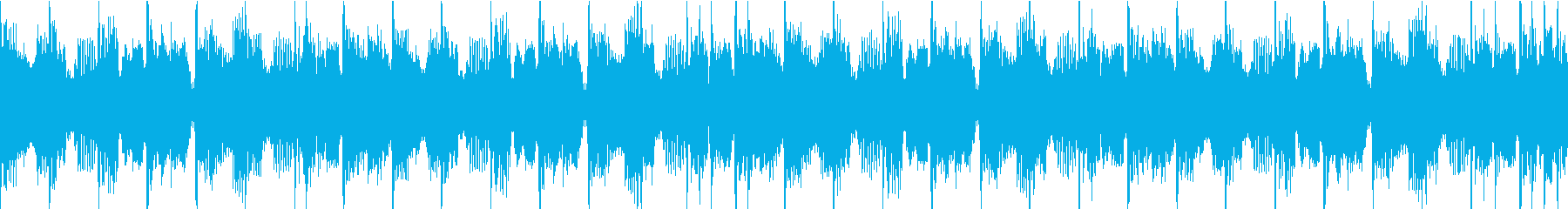 モダンなインディーロックサウンドと...の再生済みの波形