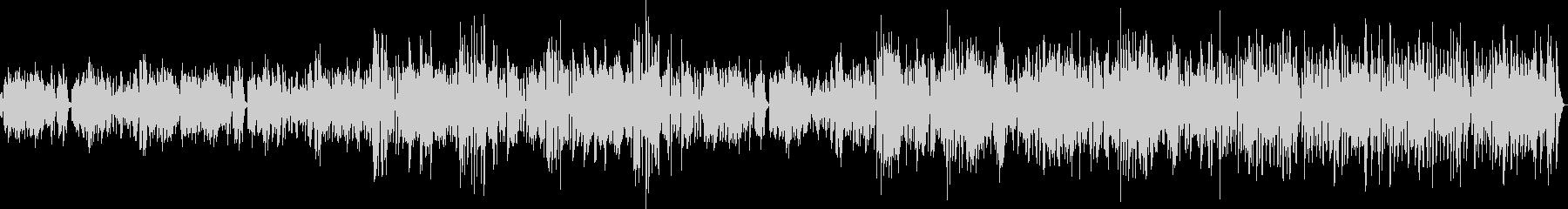 スコットジョプリン:グラジオラス・ラグの未再生の波形