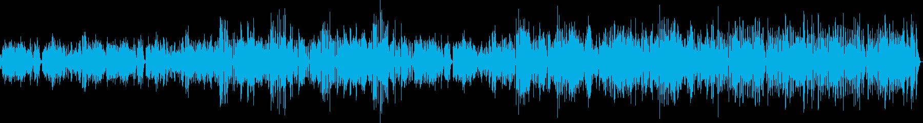 スコットジョプリン:グラジオラス・ラグの再生済みの波形