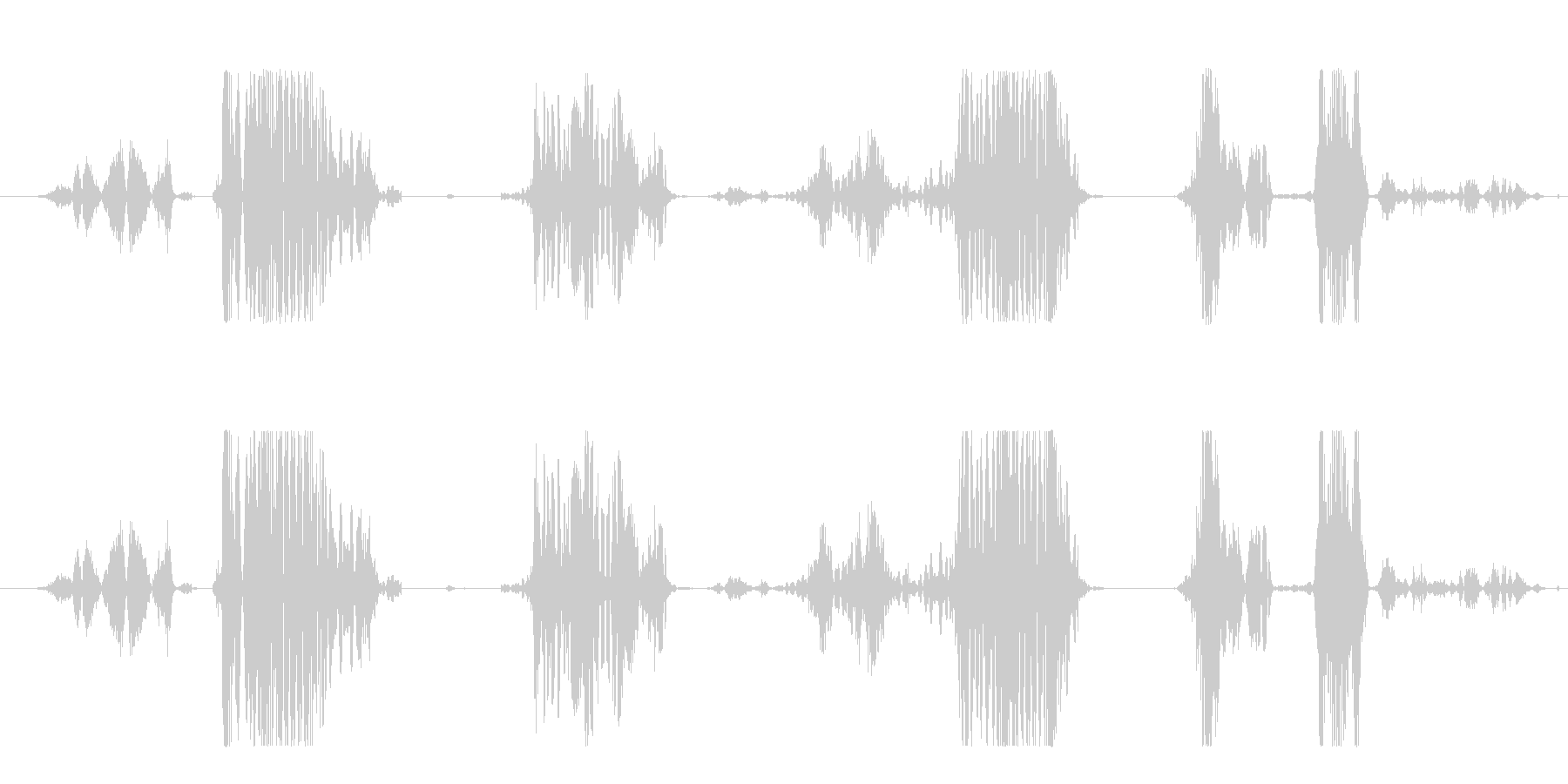 フィクション ロボット 欠陥ドロイド03の未再生の波形