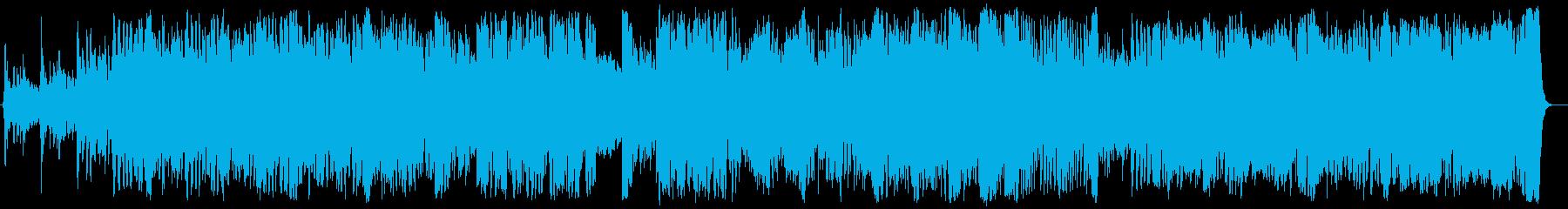 Latin アクション ハイテク ...の再生済みの波形