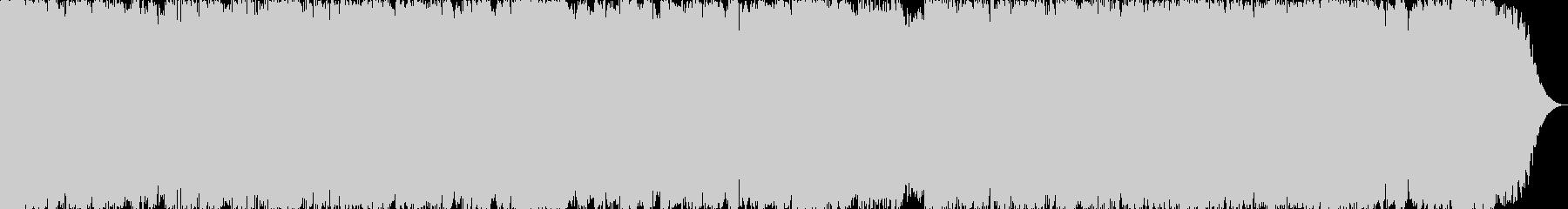 元気なROCK(30sec)の未再生の波形