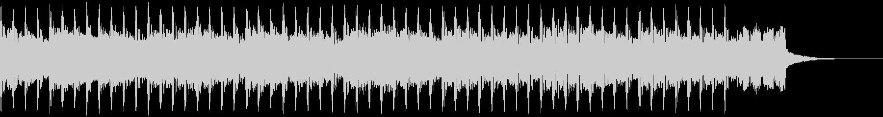 機関(30秒)の未再生の波形