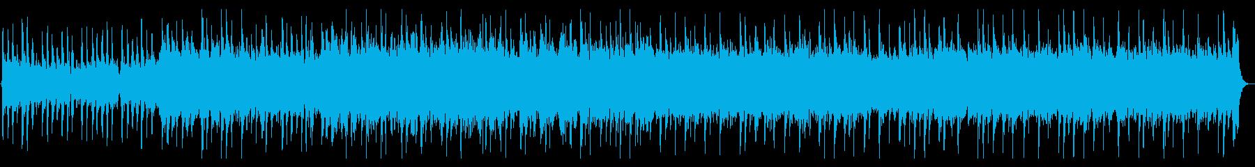 バラエティ/オープニング/入場/ロックの再生済みの波形