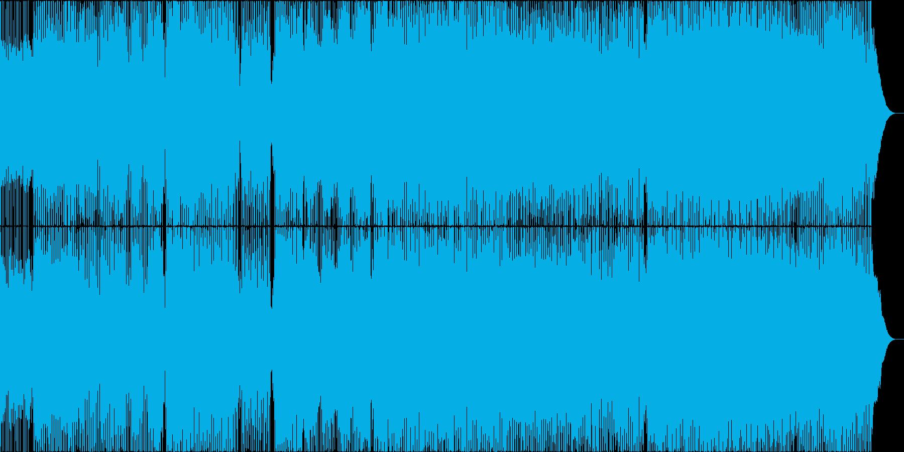 ヒーローの条件の再生済みの波形