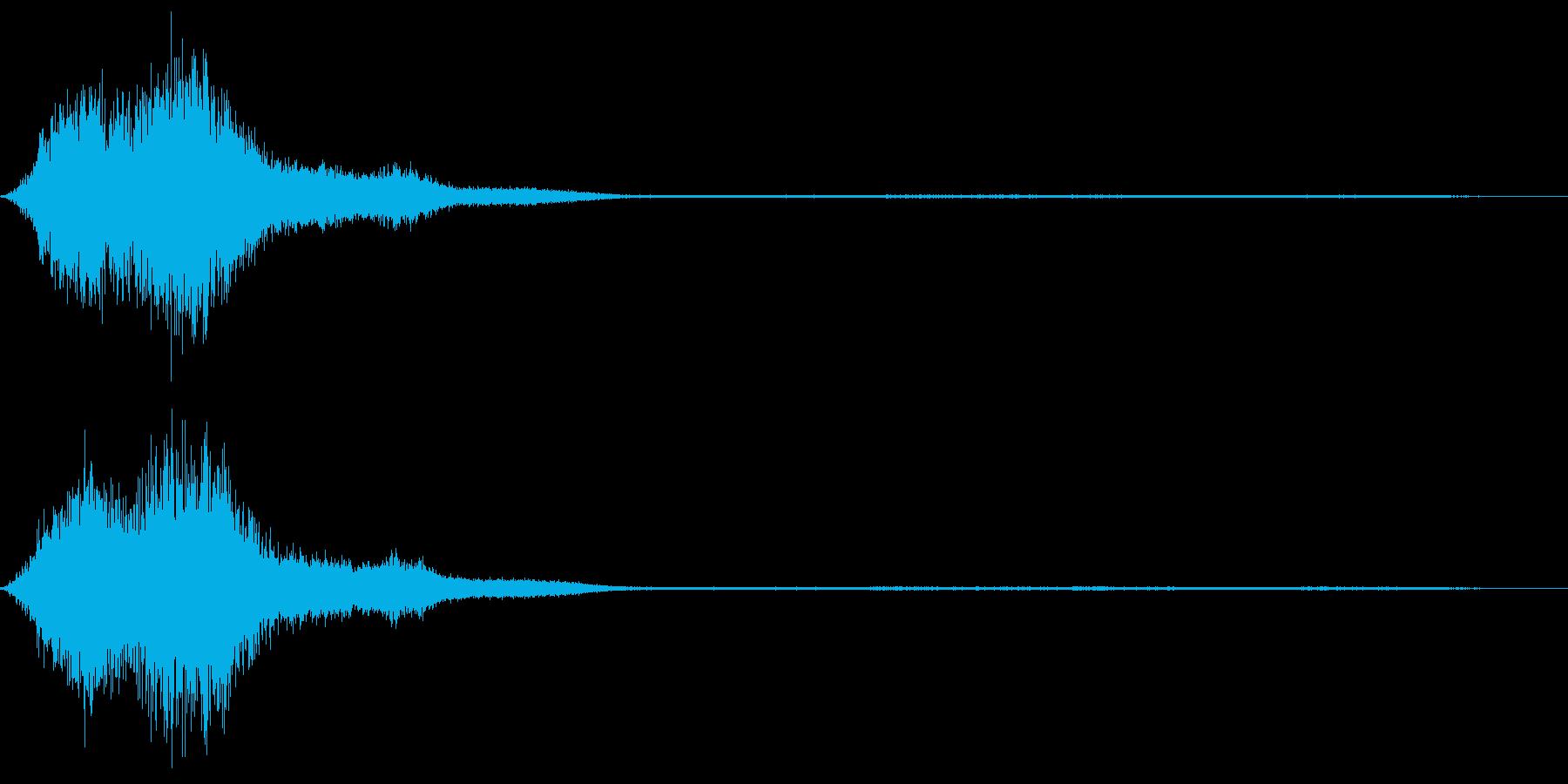 CINEMATIC DARK HELLの再生済みの波形