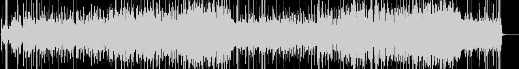 「HR/HM」「DARK」BGM154の未再生の波形