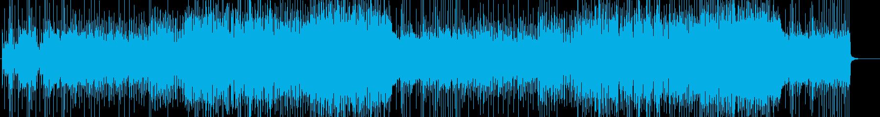 「HR/HM」「DARK」BGM154の再生済みの波形