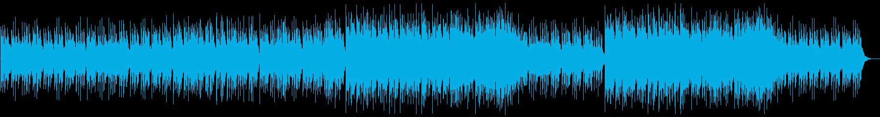 【キック/ベース抜き】意思の強さ、爽やかの再生済みの波形