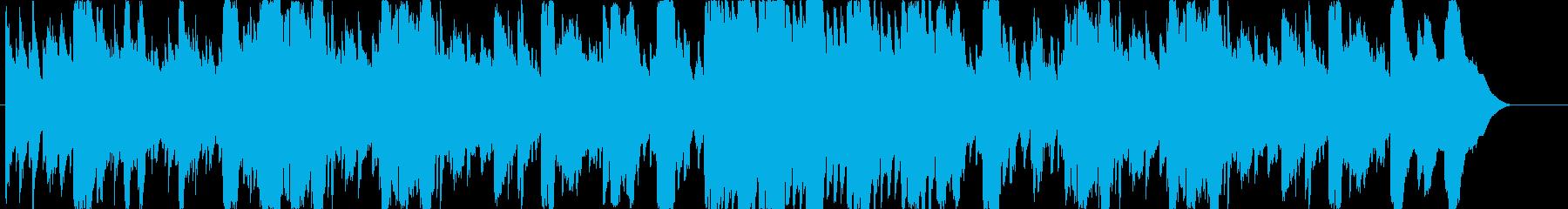 美しくも切ないピアノ曲 映画 ゲームの再生済みの波形