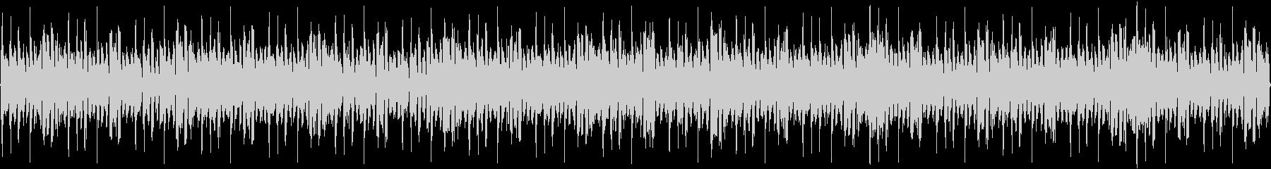 クラブBGM、DJライブBGMの未再生の波形