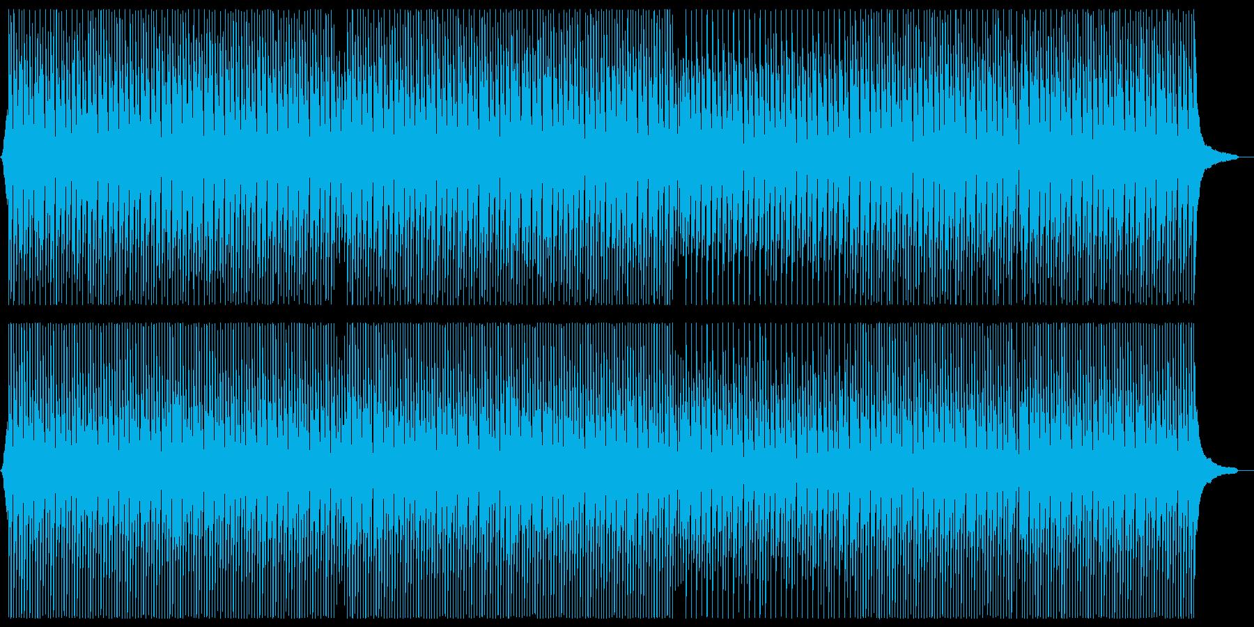 【メロ抜き】ノリが良く可愛い口笛アコースの再生済みの波形