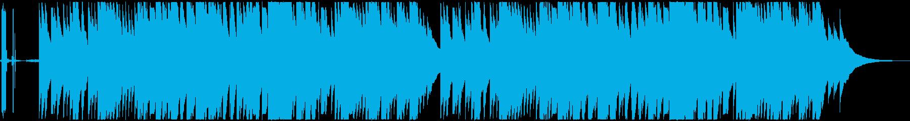 オルゴール やさしいメロディの楽曲の再生済みの波形