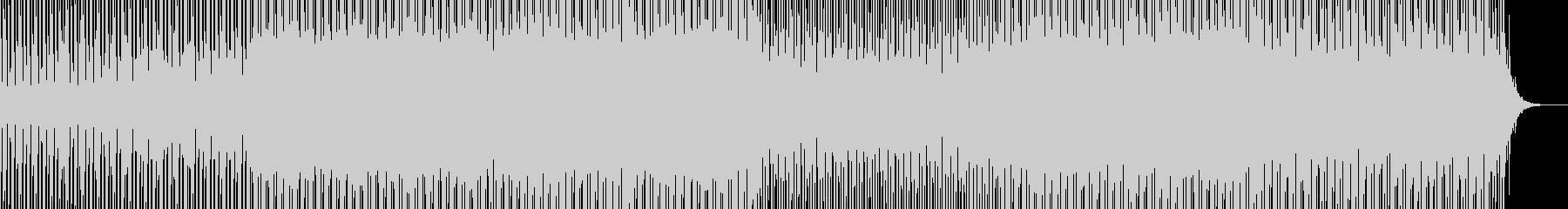 テクノ ハードコア アクティブ 明...の未再生の波形