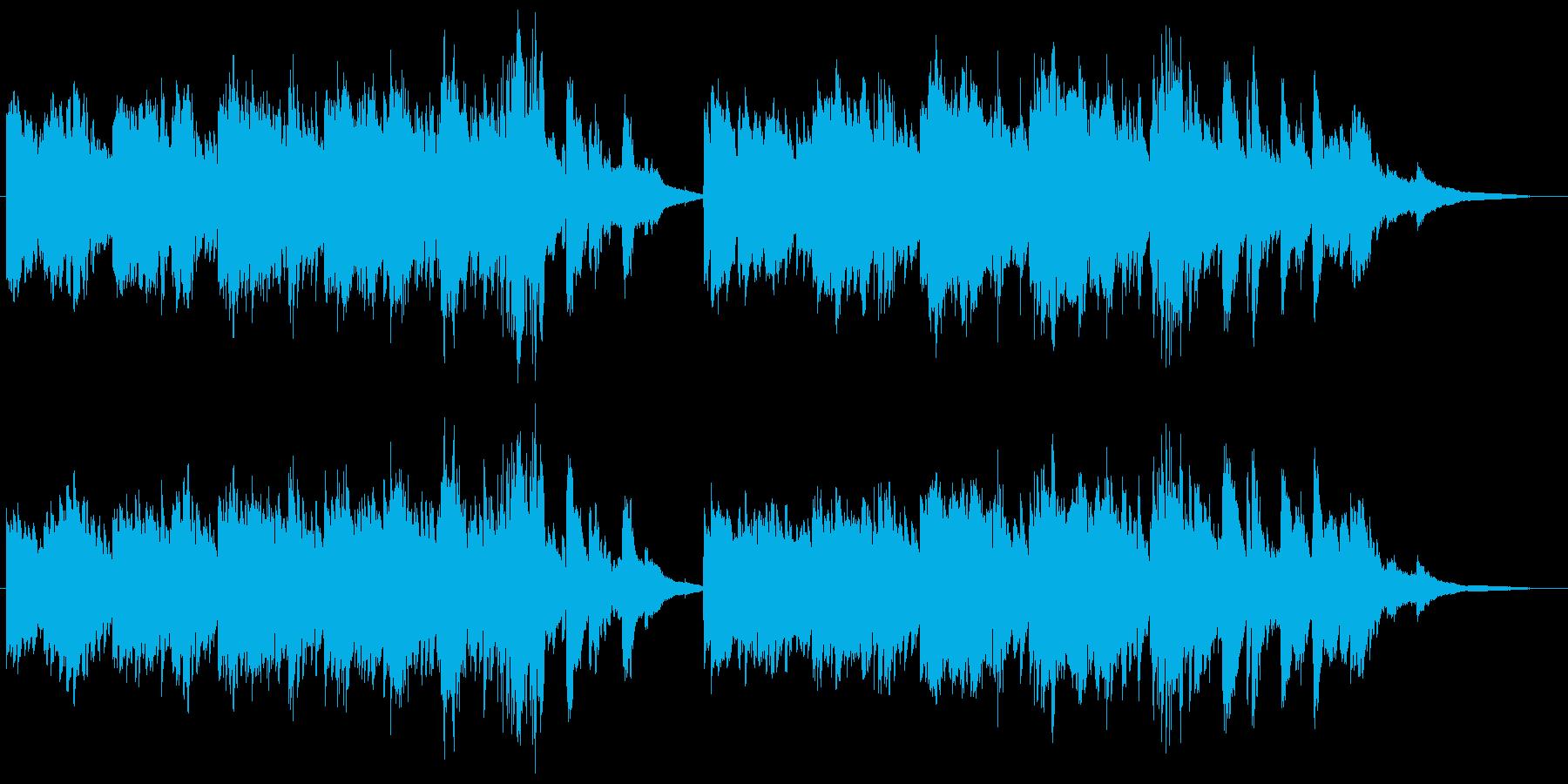 KILLERSの再生済みの波形