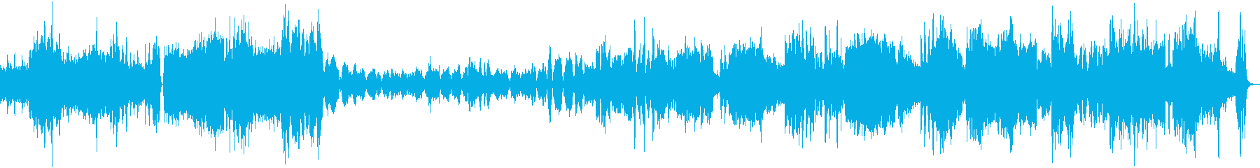 バラキレフ「イスラメイ」の再生済みの波形