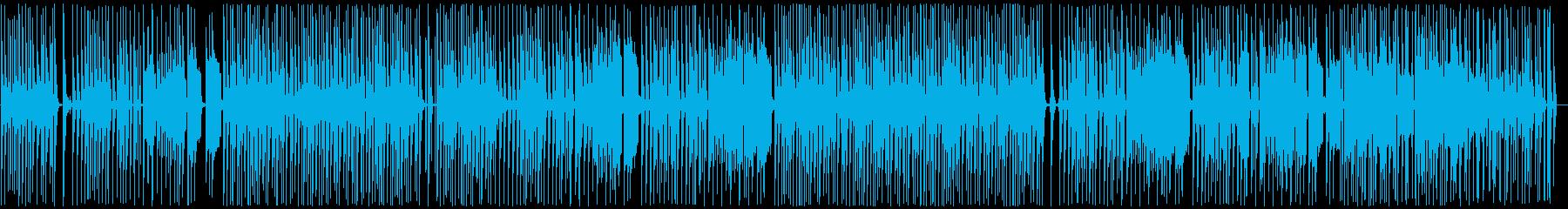 R&B レトロ さわやかな 淡々 ...の再生済みの波形