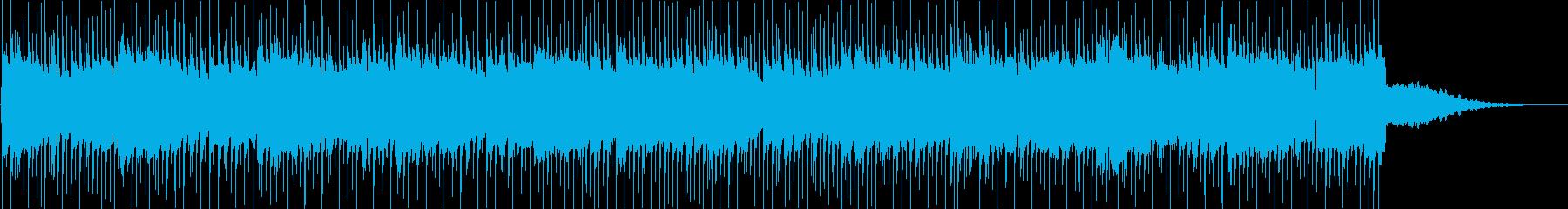 運転、催眠術、シンセトラック。 8...の再生済みの波形